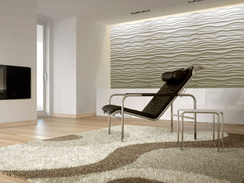 3d wandpaneele wave 27 wellen wanddesign 32 96 - 3d wandpaneele ...