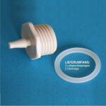P4 Luftanschlussnippel mit Dichtringe für STD/SIG