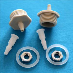 P4 ANS STD Anschlussnippelset für Blinddeckel