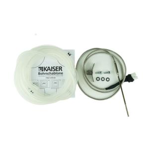 Rauchzugwächter ZP4 PLUS UP Unterputz Touch Display
