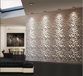 3D Wandpaneele 60 x 60 PEAKS 31