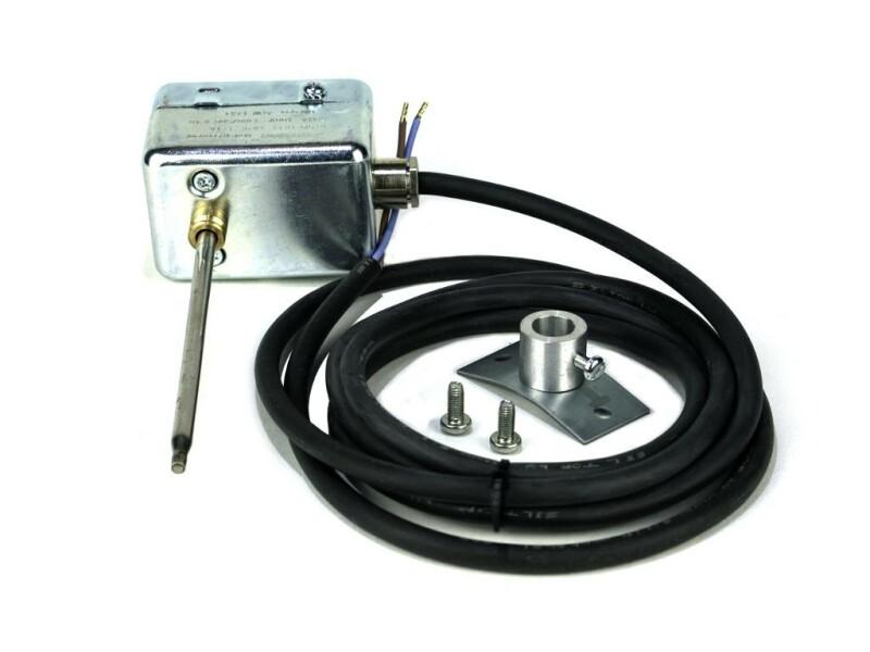 Hitzebeständiger Silikonschlauch für wodtke Differenzdruckwächter DS 01